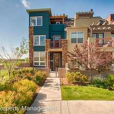 Rental info for 3658 Pinedale Street #A