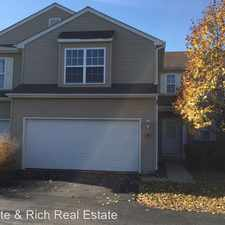 Rental info for 1400 Hunters Ridge #108
