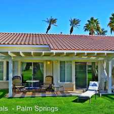 Rental info for 82329 Odlum Drive - Indian Palms Country Club Classic
