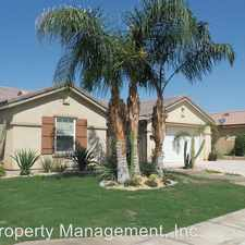 Rental info for 48073 La Playa St. in the Indio area