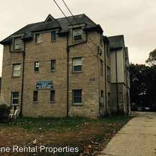 Rental info for 912 Haskell Ave. #11
