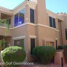 Rental info for 3800 S Cantabria Circle #1091 in the The Island at Ocotillo area