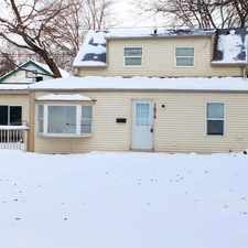 Rental info for 1678 Campbell Ave in the Des Plaines area