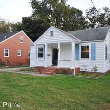 Rental info for 463 E Bayview Blvd. in the Colonial Heights-Hyde Park area