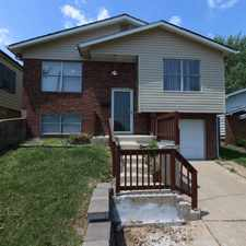 Rental info for $1125 3 bedroom Apartment in St Louis in the Lemay area