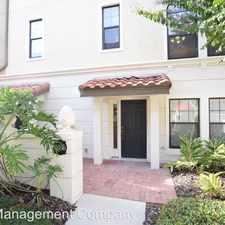 Rental info for 4036 Messina Drive