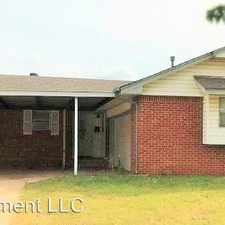 Rental info for 104 NE 11th in the 73160 area