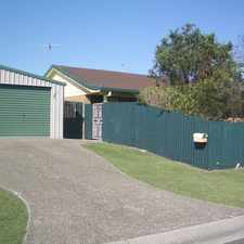 Rental info for Lovely home in Boondall with a fenced yard and 2 double lockup garages!!