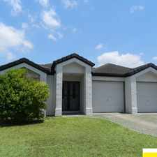 Rental info for ** TENANTS APPROVED ** RIVERHILLS. BRICK & TILE HOME 4 BED. 2 BATH. AIR CON. NEAR RIVERSIDE PARKLANDS. in the Bellbowrie area