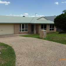 Rental info for 4 BEDDA WITH A SHED GREAT VALUE in the Gladstone area