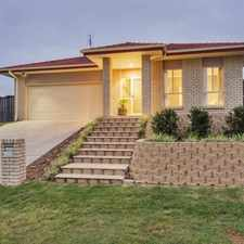 Rental info for STYLISH FAMILY HOME in the Gold Coast area