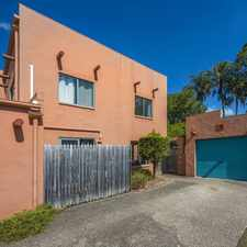 Rental info for Tuscan Style Unit, Secure Gated Complex With Pool in the Brisbane area
