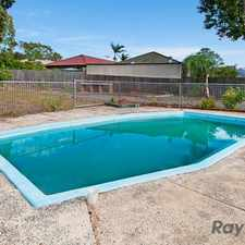 Rental info for Massive home with resort style in-ground pool! in the Waterford West area