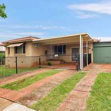 Rental info for NEAT BRICK HOME IN A GREAT CENTRAL LOCATION in the Toowoomba area