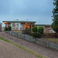 Rental info for 3 BEDROOM HOME WITH GREAT VIEWS in the Toowoomba area
