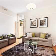 Rental info for STUNNING 3 BEDROOM HOUSE WITH PARKING! in the Sydney area