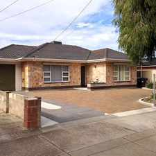Rental info for Neat Family Home in the Adelaide area