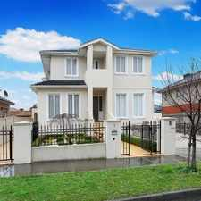 Rental info for Exclusive Living in the Melbourne area