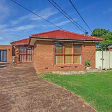 Rental info for Handy Location!!!!!!!!! 3 Bedroom plus a Study room Family Home!!!!!!!!!!