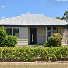 Rental info for IMMACULATE HOME in the Cessnock area