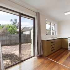 Rental info for At Home on Lee Street in the Frankston area