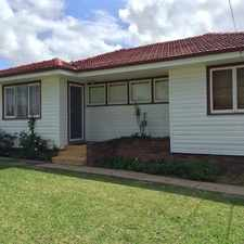 Rental info for CLOSE TO ALL AMENITIES in the Cabramatta West area