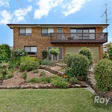 Rental info for Large 3 bedroom Home plus study in the Newcastle area