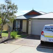 Rental info for Beautiful 3 x 2 Home in the Perth area