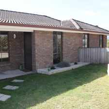 Rental info for Great family home! in the Launceston area