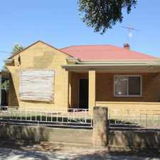 Rental info for Neat, 2.5 bedroom home in the Adelaide area