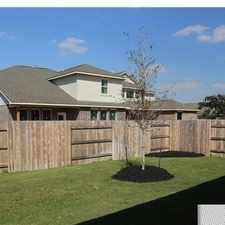 Rental info for Brand new, never been lived in home is ready for immediate move in.