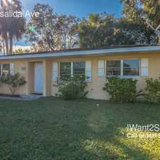 Rental info for 1213 Oxsalida Ave
