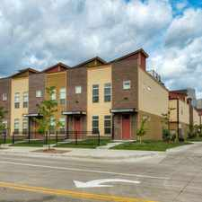 Rental info for 7th Street Brownstones in the Des Moines area