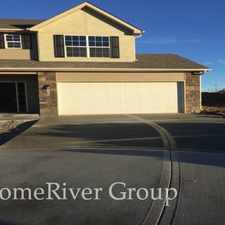 Rental info for 3826 NW 94th Street in the Kansas City area