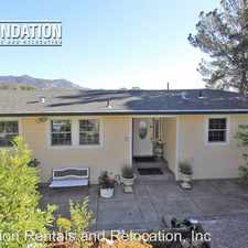 Rental info for 14 Fair Drive in the 94901 area