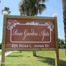 Rental info for 826 Rosa L Jones