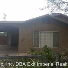 Rental info for 655 11th St.