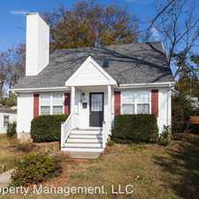 Rental info for 915 Bolling Ave in the Charlottesville area