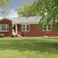 Rental info for 3550 Stonewall Rd.