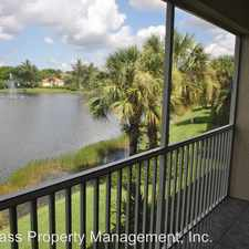 Rental info for 10821 Halfmoon Shoal Road #203 in the Bonita Springs area