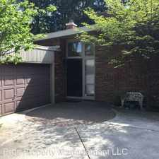 Rental info for 955 Crescent