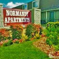 Rental info for Normandy Apartments in the Tulsa area