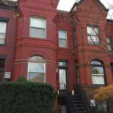 Rental info for 1113 Independence Ave., SE in the Washington D.C. area