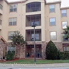Rental info for 1361 Tuscan Terrace #7103 - 7103