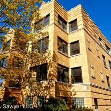 Rental info for 5003 N Sawyer #2 in the North Park area