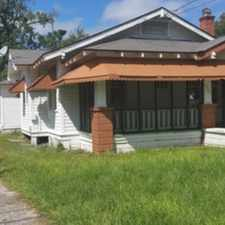 Rental info for This Lovely Spacious home is completely renovated. 4 beds and 2 bath plus separate living room and dinning rooms. Nice hardwood polished floors refrigerator stove back yard and 2 garage. in the 45th and Moncrief area