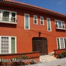 Rental info for 33 Orange Ave. #07 in the Long Beach area