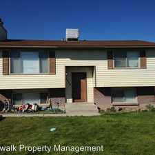 Rental info for 5002 S Jeremiah Dr. #A