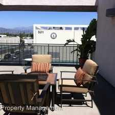 Rental info for 510 East 3rd Street in the 91766 area