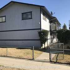 Rental info for 128 N. Yosemite Ave. in the Edison area